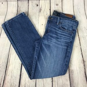 Lucky Brand Sweet Straight Medium Wash Jeans 6/28A
